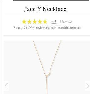 Kendra Scott Jace y necklace